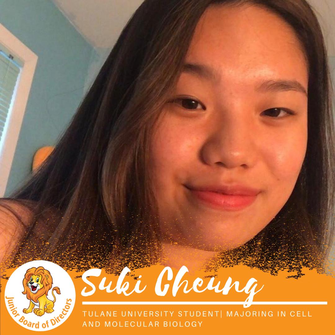Junior Board Member | Suki Cheung