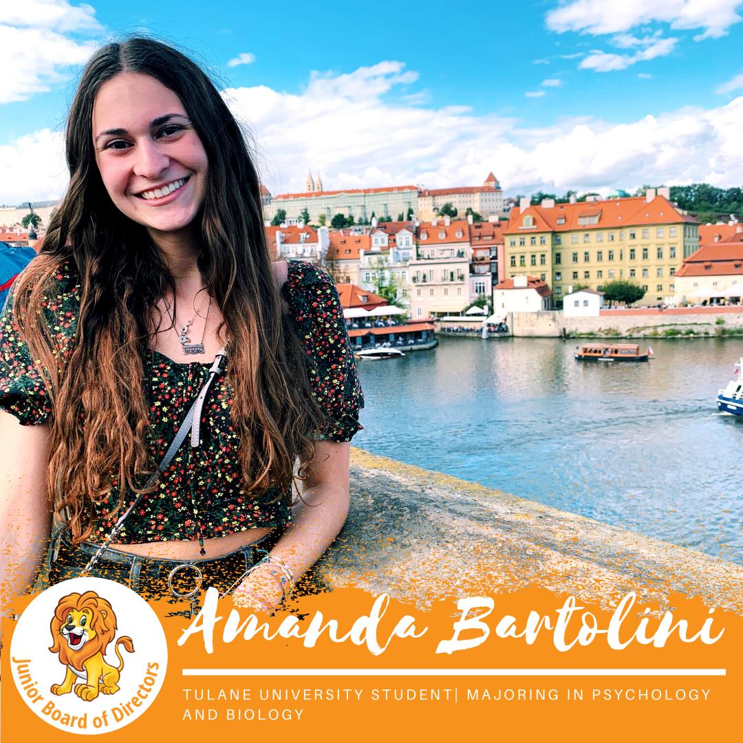Junior Board Member | Amanda Bartolini