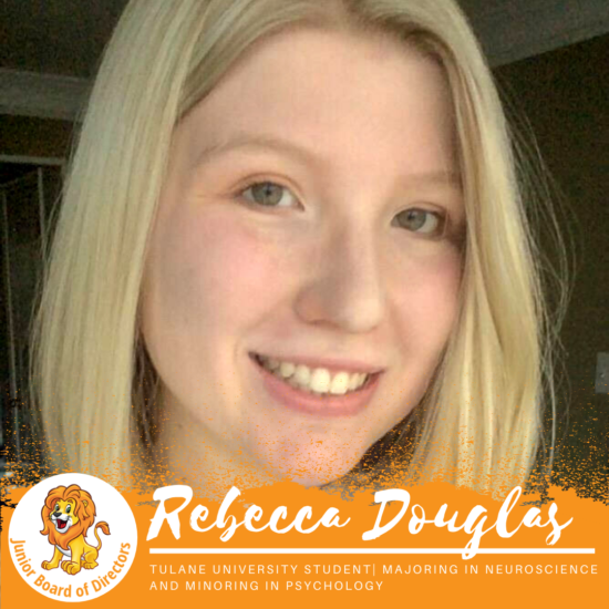 Junior Board Member | Rebecca Douglas