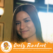Junior Board Member | Carly Rinehart