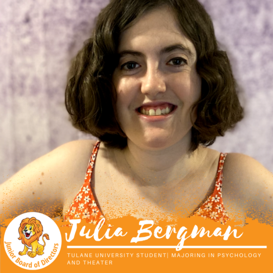 Junior Board Member | Julia Bergman