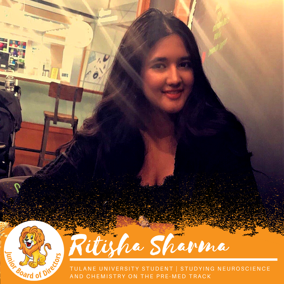 Junior Board Member | Ritisha Sharma