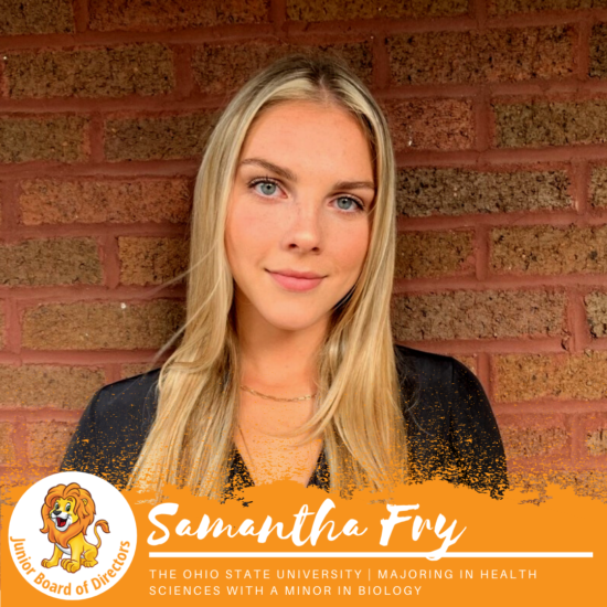 Junior Board Member | Samantha Fry